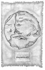 The World of Dragonwolder,